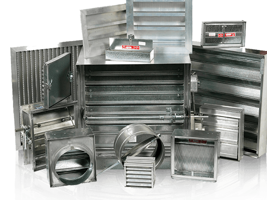 Fire Dampers and HVAC Equipment Supplier - Lloyd Industries