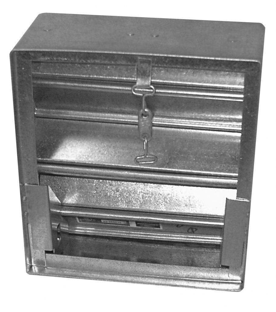1 1 2 Hour Classic Fire Damper Model 75 A Lloyd Industries
