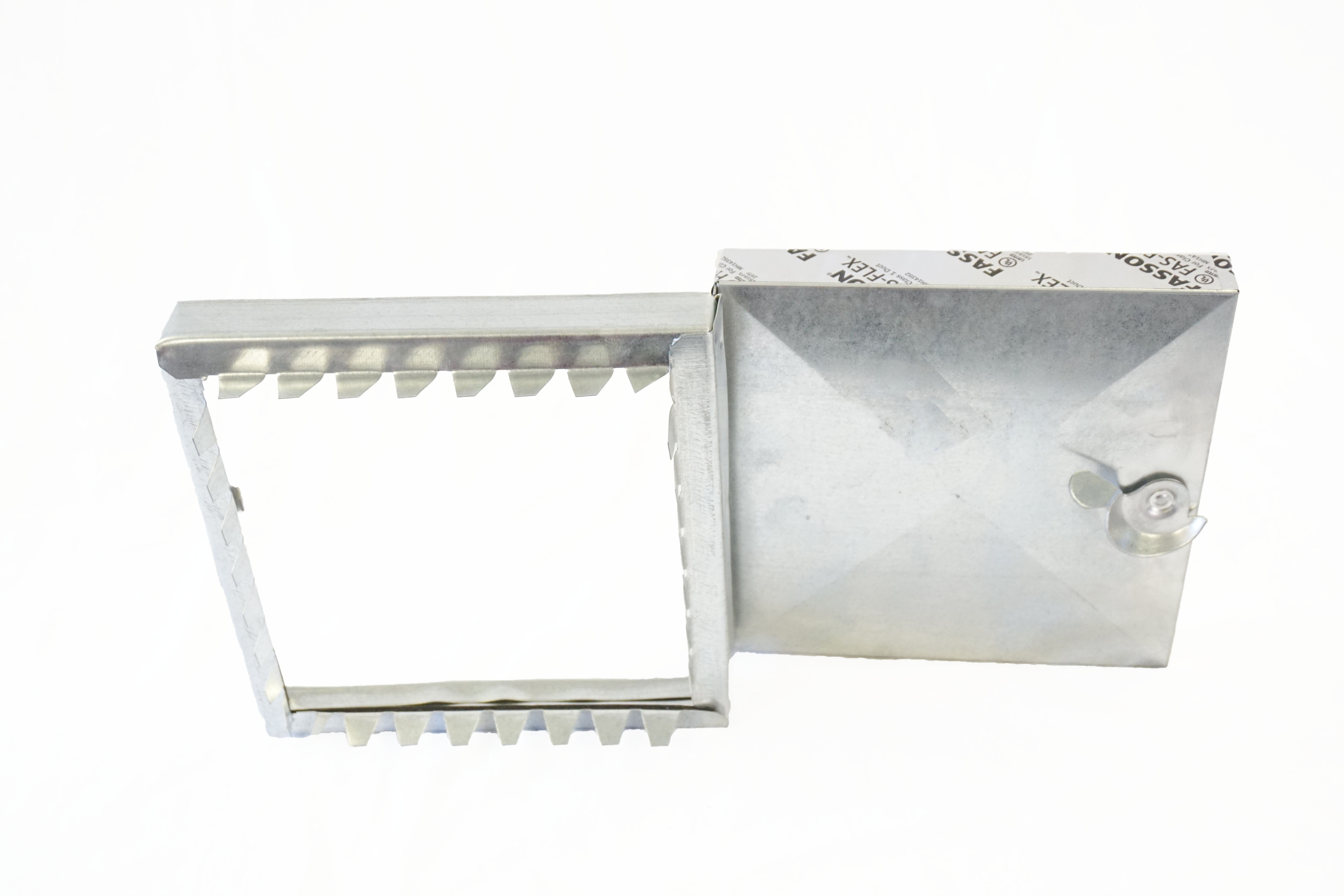Notched Hinged Access Door Fire Dampers Lloyd Industries