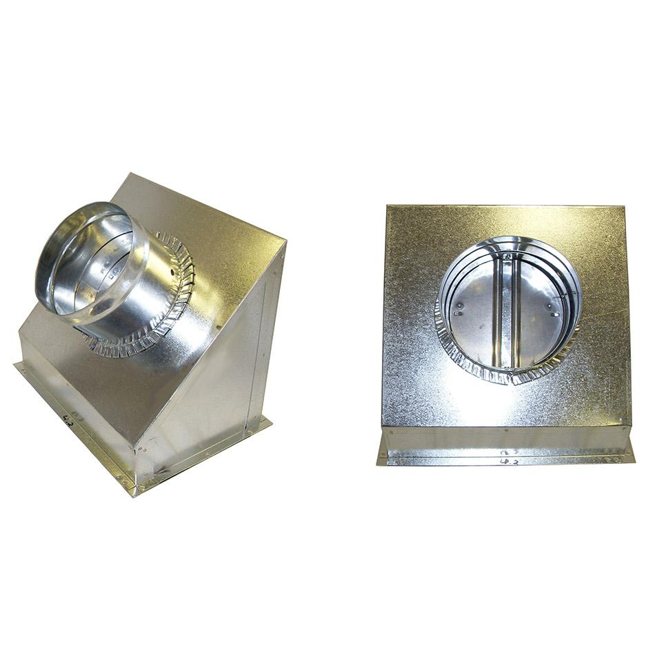 Ceiling Radiation Damper Model Crd55 Bt 6 0 And Model