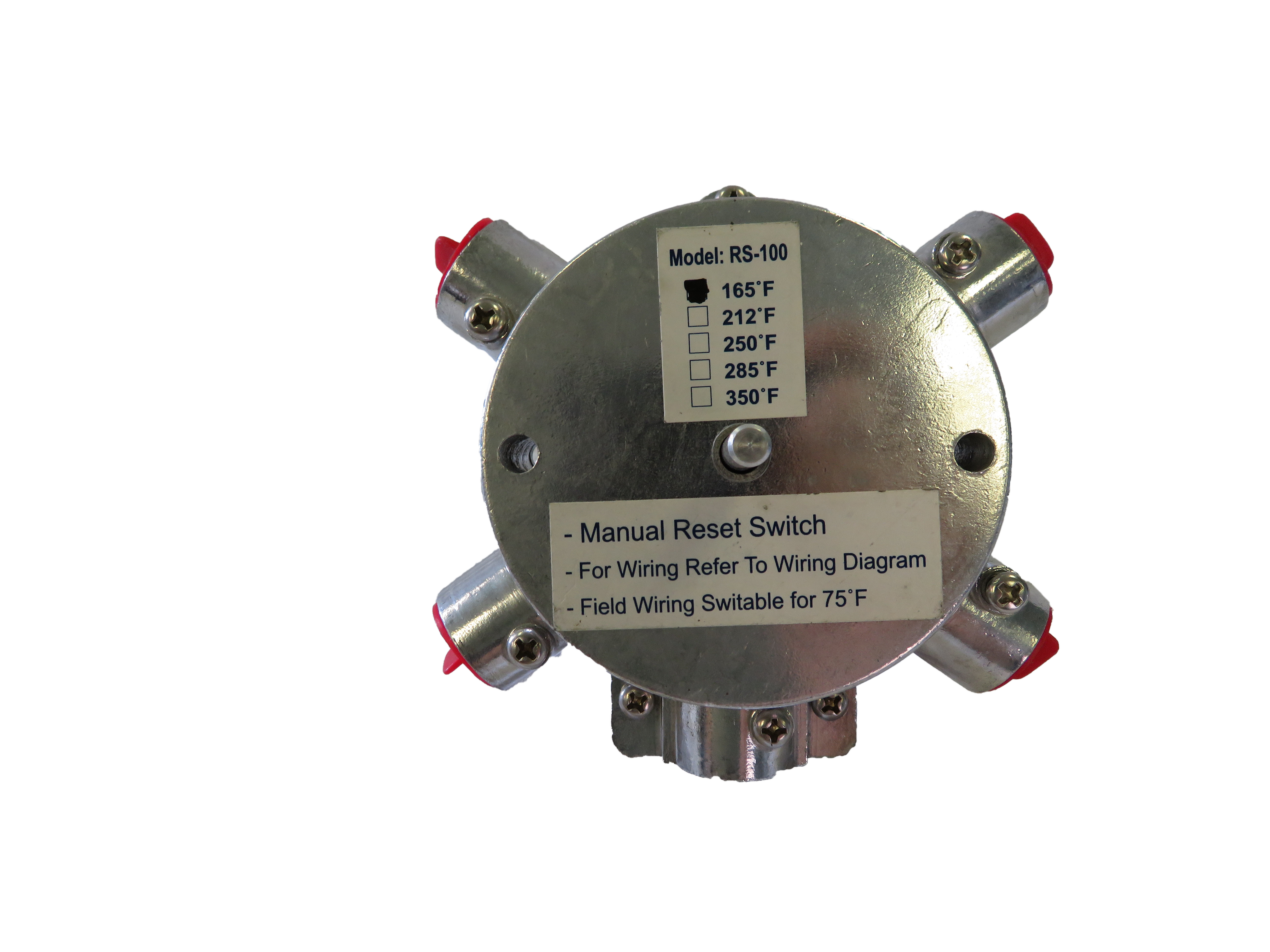 Electronic Fusible Link Fire Dampers Lloyd Industries