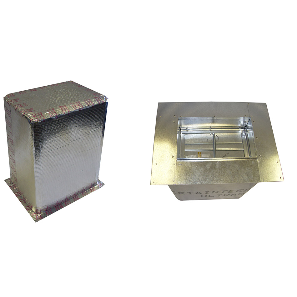 Crd Boots Ceiling Radiation Damper Model K Crd50 Fgpb 4