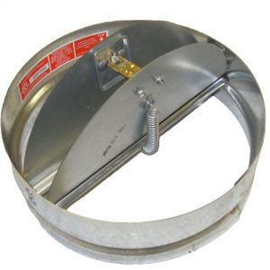 Lloyd Industries Ceiling Radiation Damper