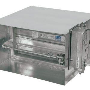 Lloyd Combination Fire/Smoke Dampers