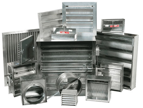 HVAC Fire Protection Products